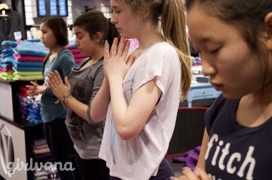 Girlvana for Teen Girls